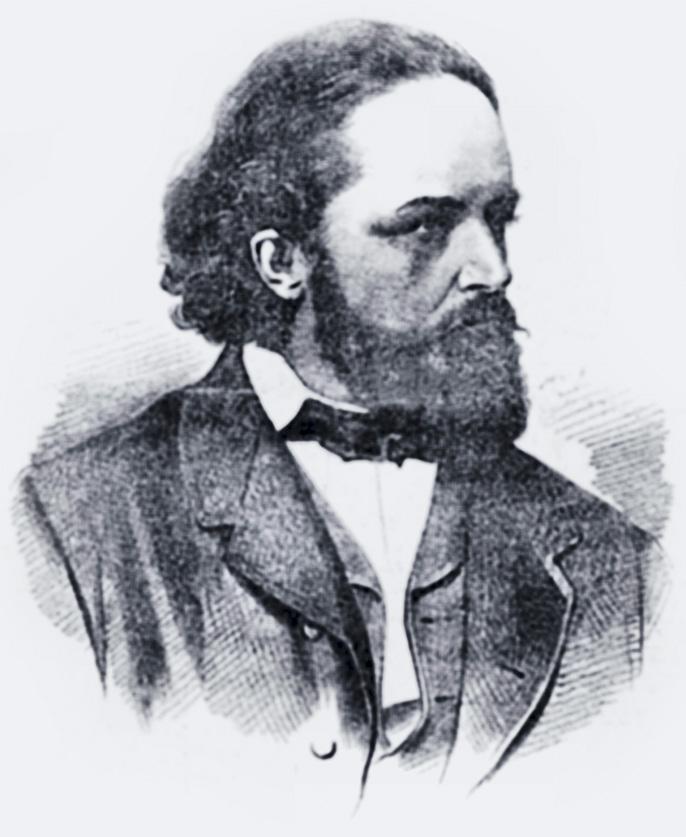 Portait August-Wilhelm Freiherr von Babo