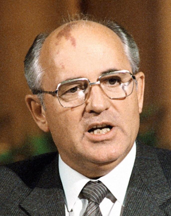 Gorbatschow Michail Sergejewitsch