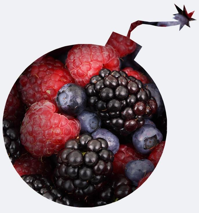 Fruchtbombe