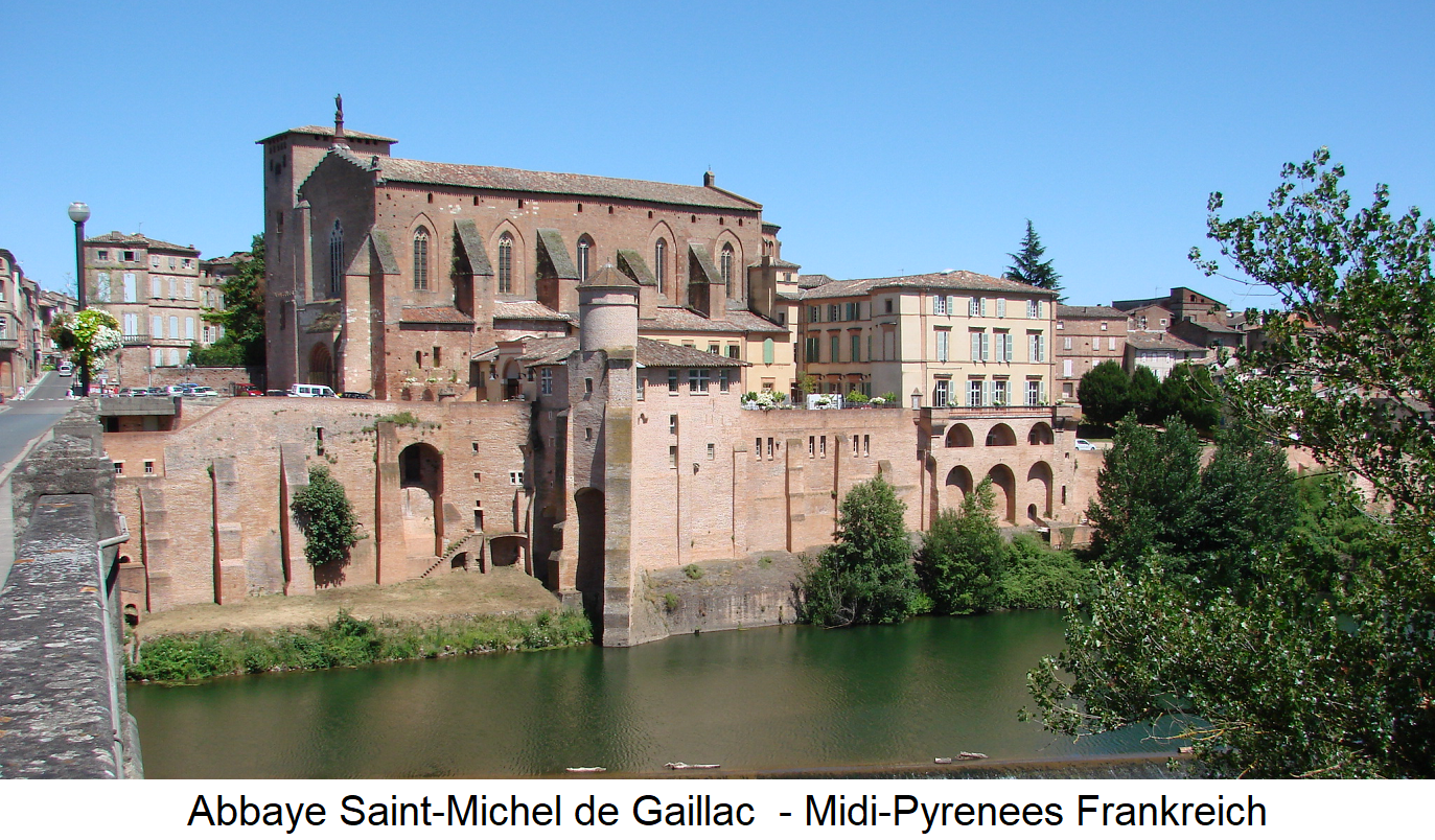 Saint-Michel-de-Gaillac Abbey (France)