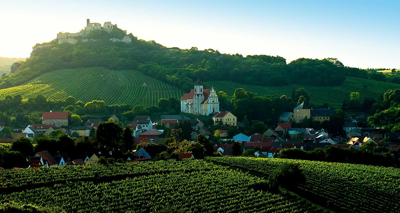 Falkenstein - Panorama
