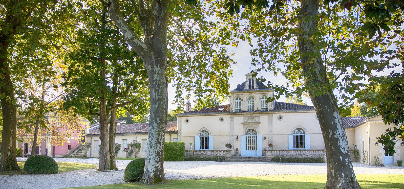 Château Siran - Weingutsgebäude