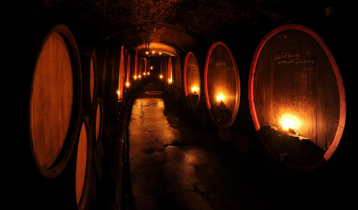 Eser August - cellar
