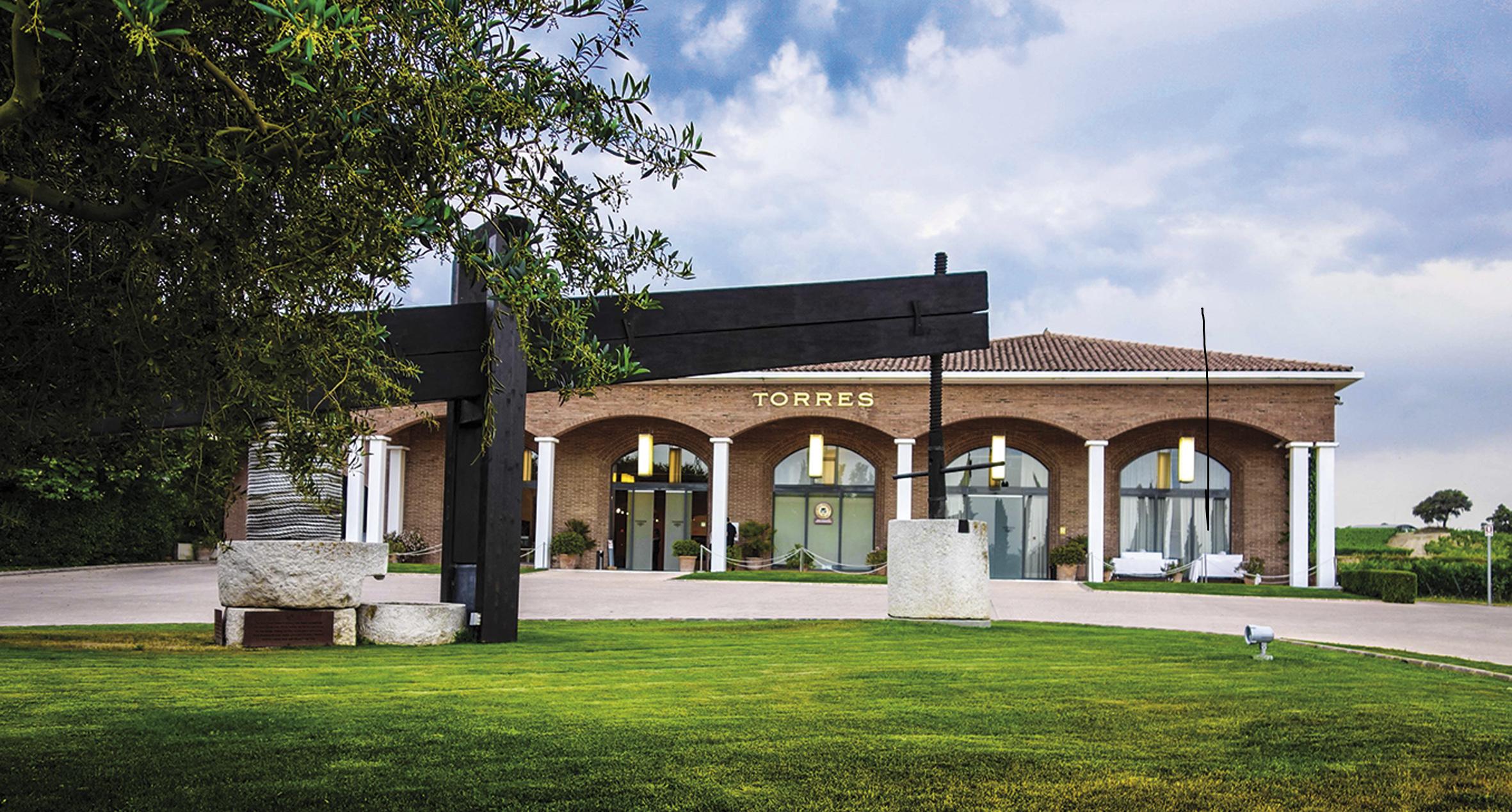 Torres - Visit Center-Vilafranca del Penedès