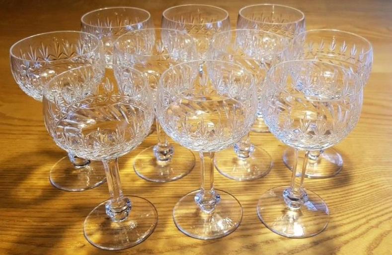 Treveris - wine glasses