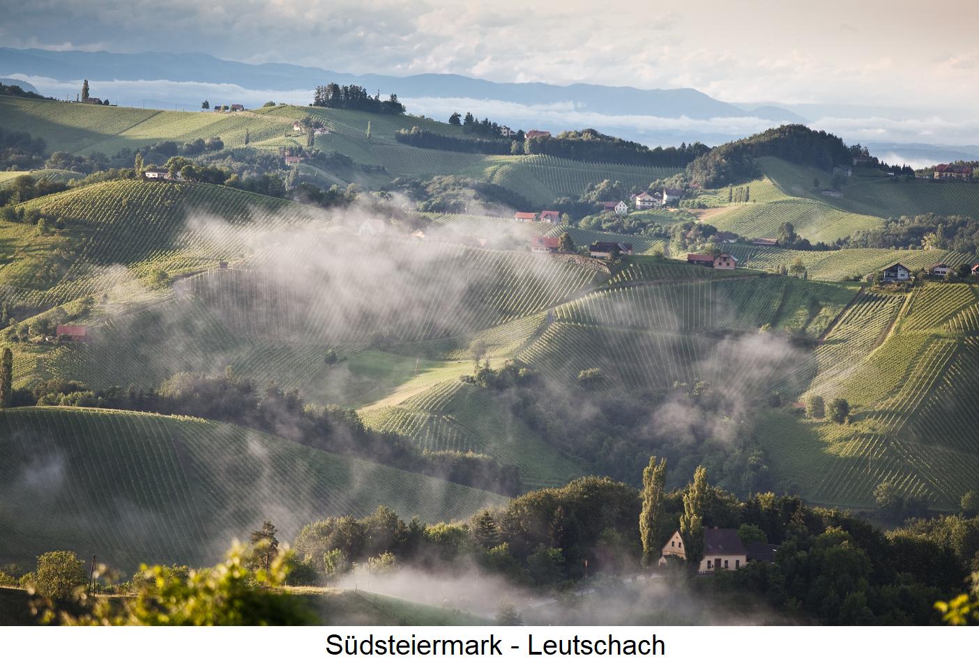 Südsteiermark - Leutschach