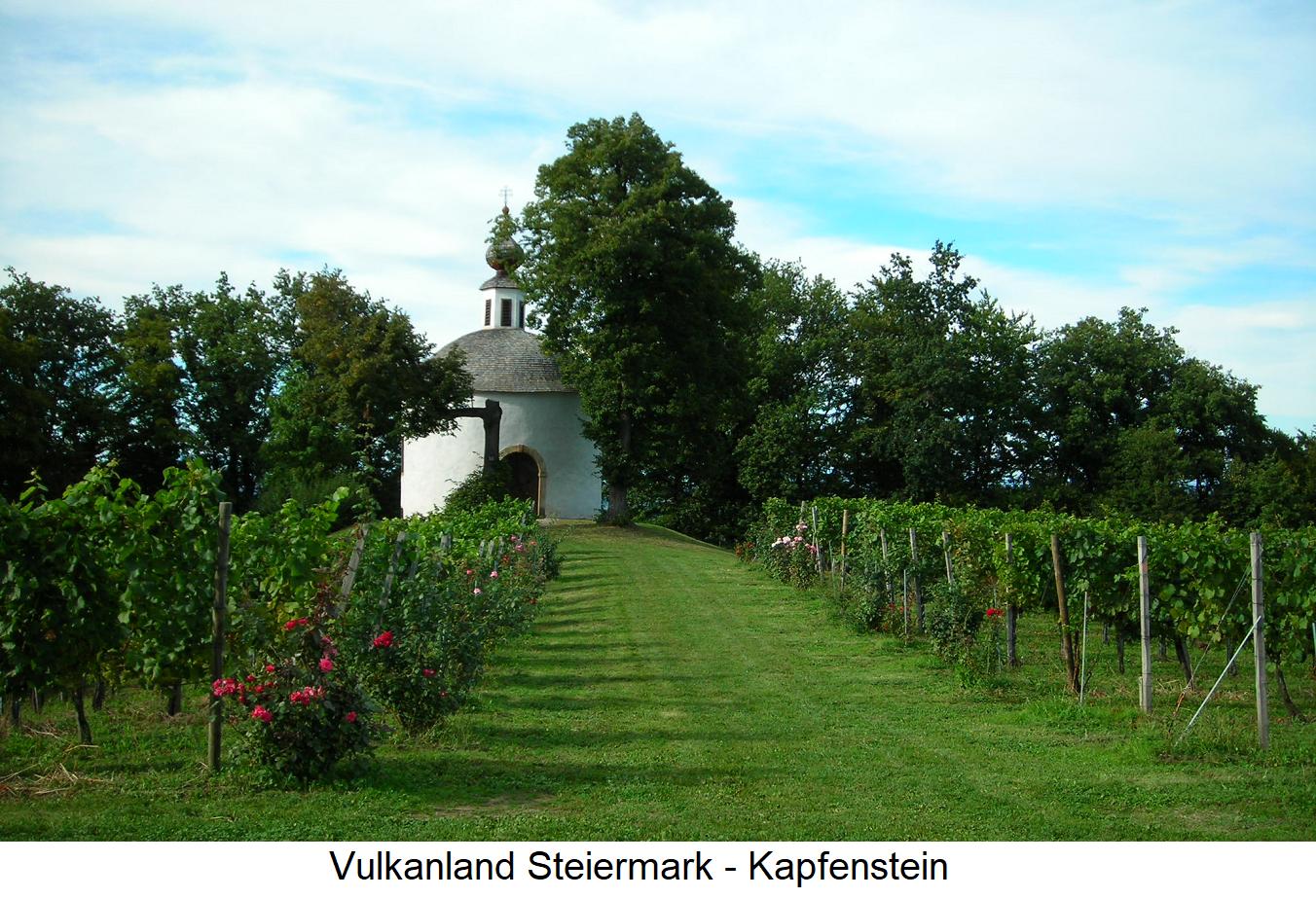 Vulkanland Steiermark - Kapfenstein