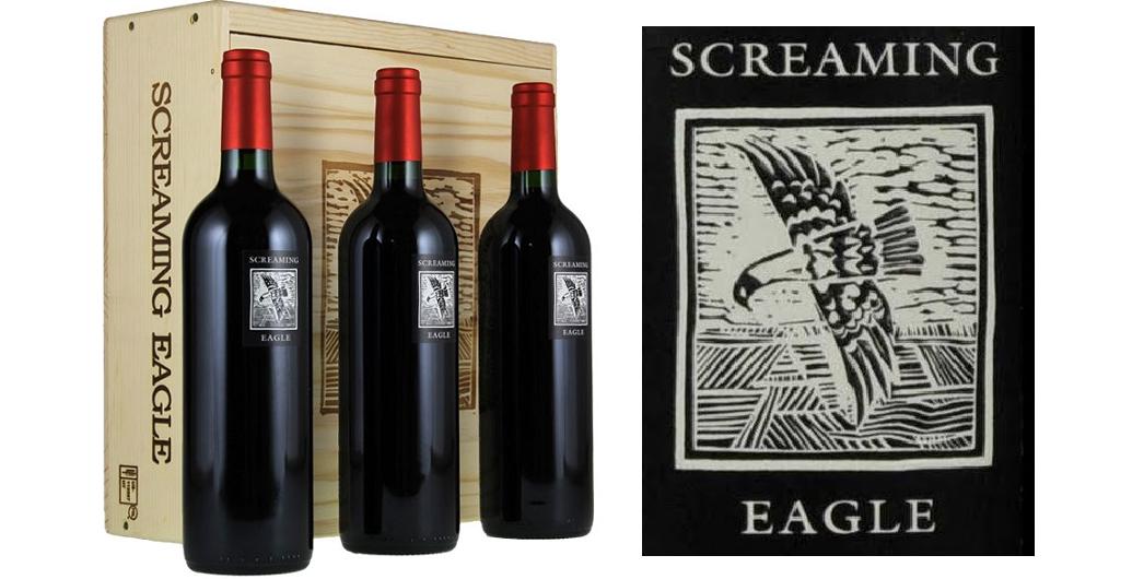 Screaming Eagle - box and logo