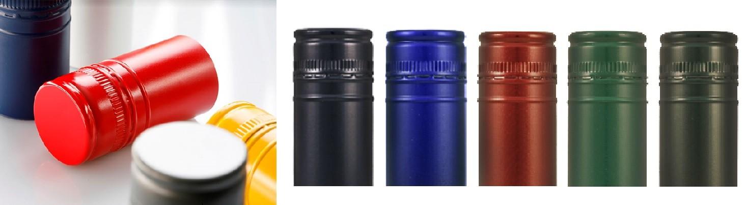 Drehverschluss - in verschiedenen Farben