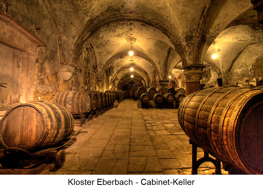 Treasury - Cabinet cellar in Ebersbach Castle