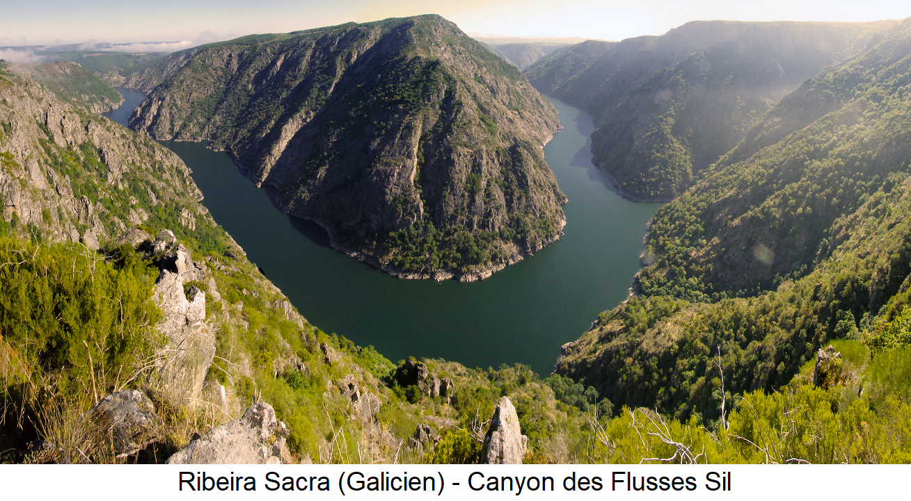 Ribeira Sacra - Canyon of the Sil River