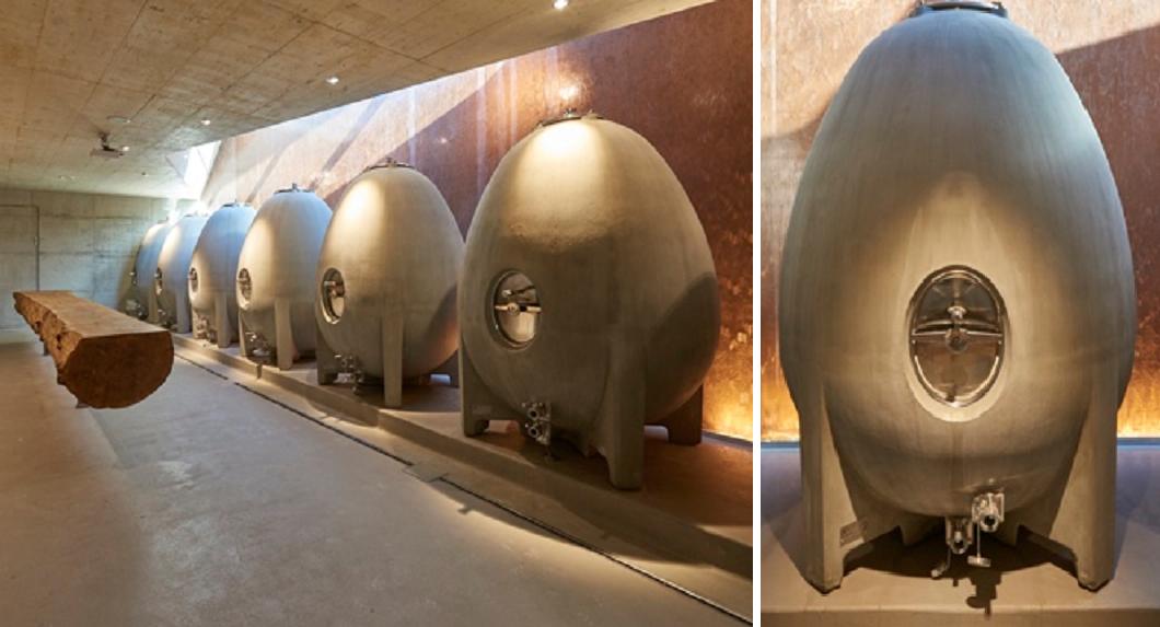 concrete casks