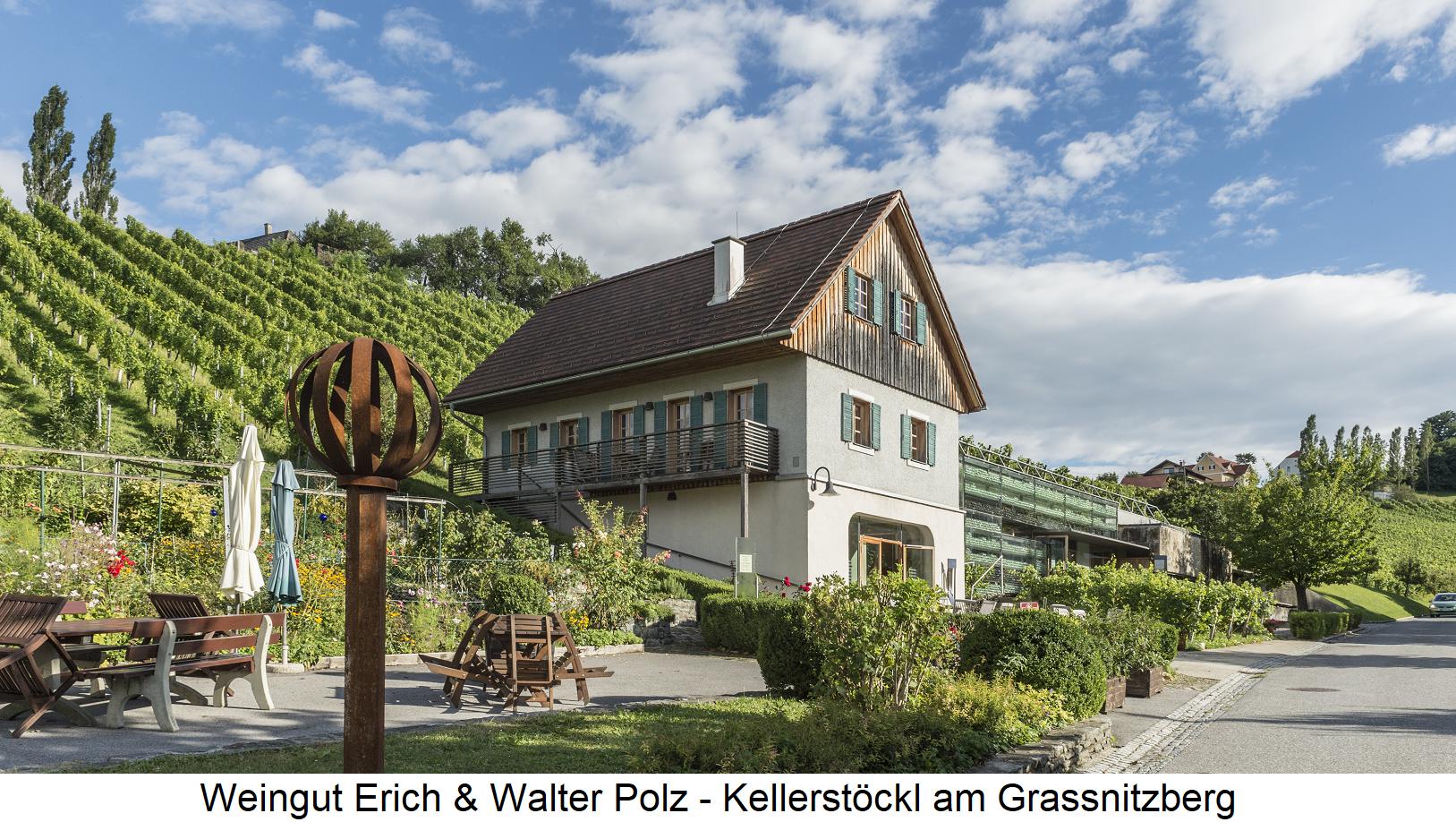 Polz Erich und Walter - Kellerstöckl am Grassnitzberg