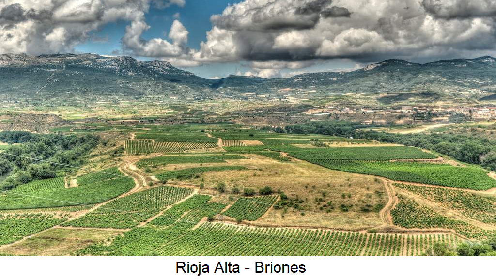 Rioja - Rioja's Alta Briones