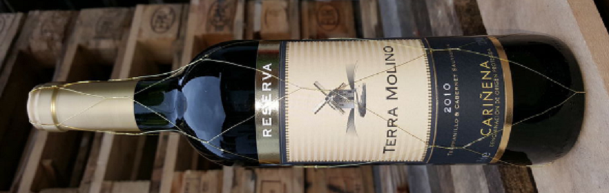 Alambrado - Flasche