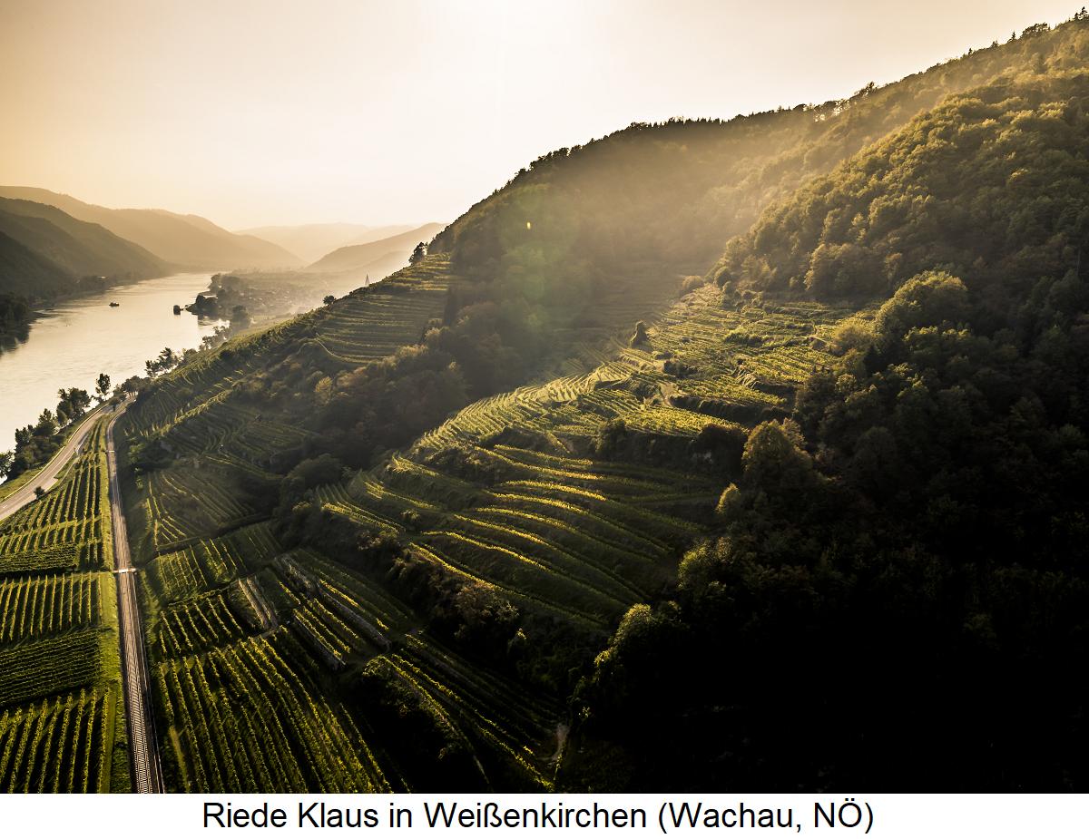 Klaus to Weißenkirchen (Wachau)