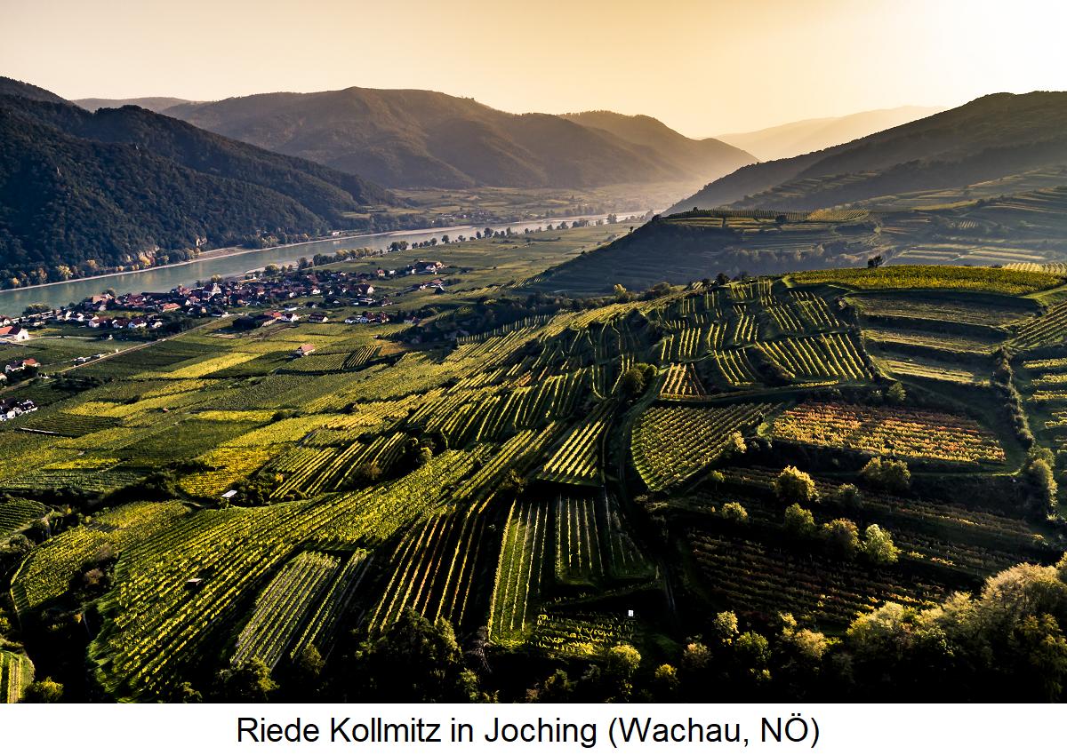 Kollmitz - Joching (Wachau, Lower Austria)