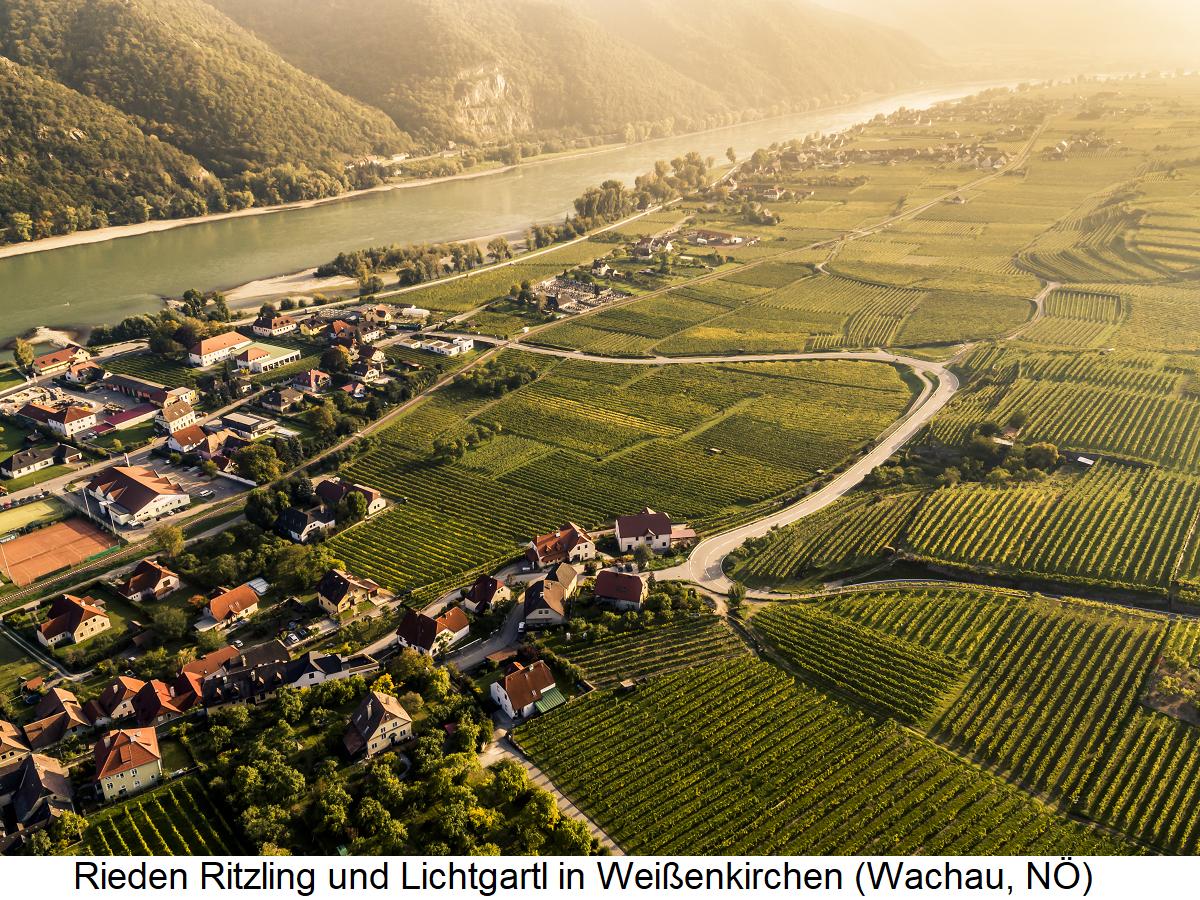 Ritzling and Lichtgartl - Weißenkirchen (Wachau, Lower Austria)