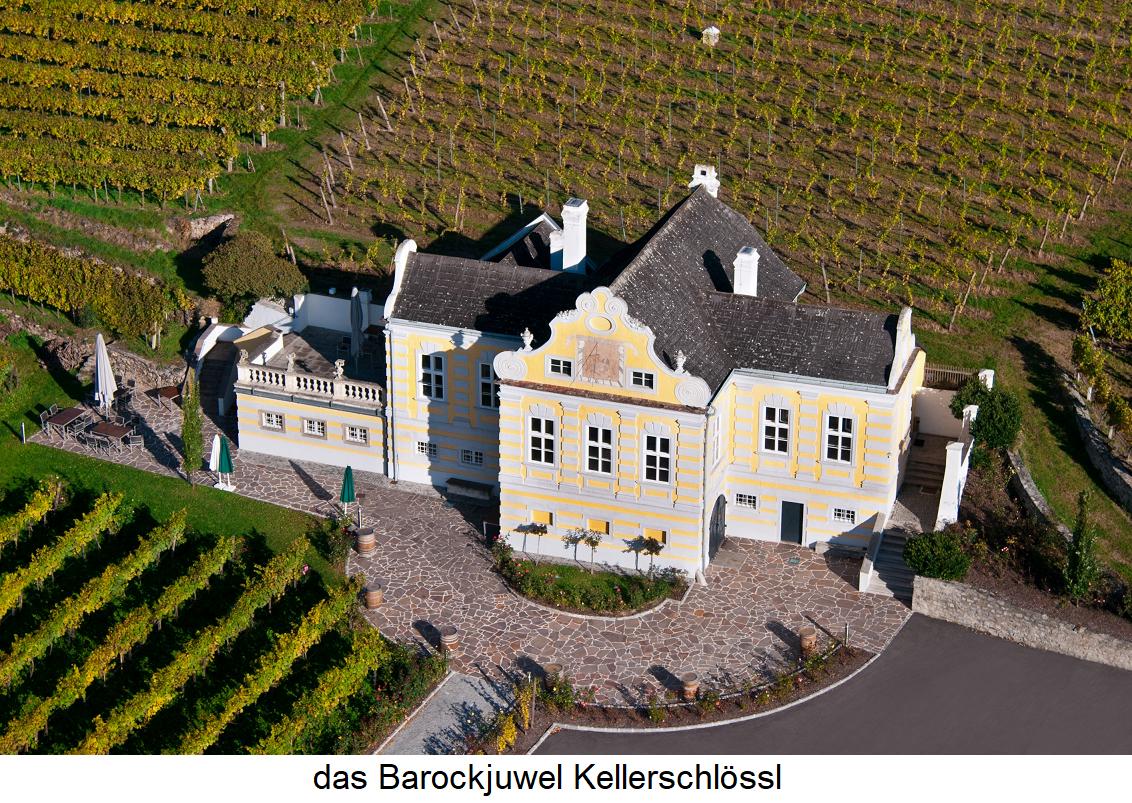Domain Wachau - Baroque jewel Kellerschlössl