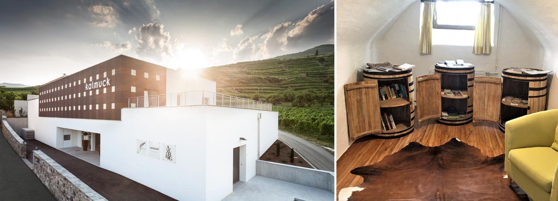 Gritsch Mauritiushof - Kalmuck cellar and loft