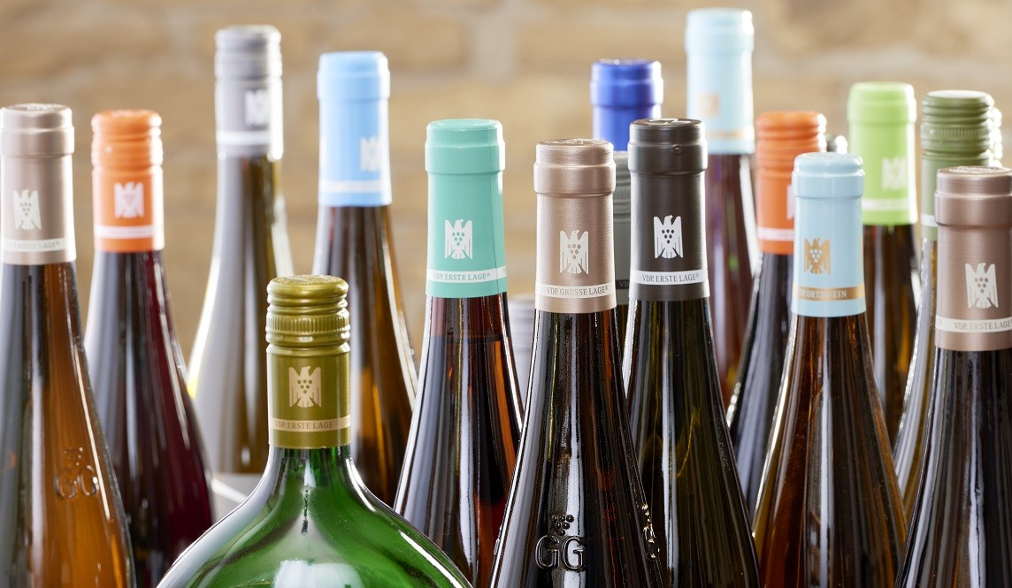 VDP - bottles with VDP capsule