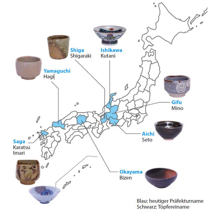 Sakazuki - with vessels and origin in Japan