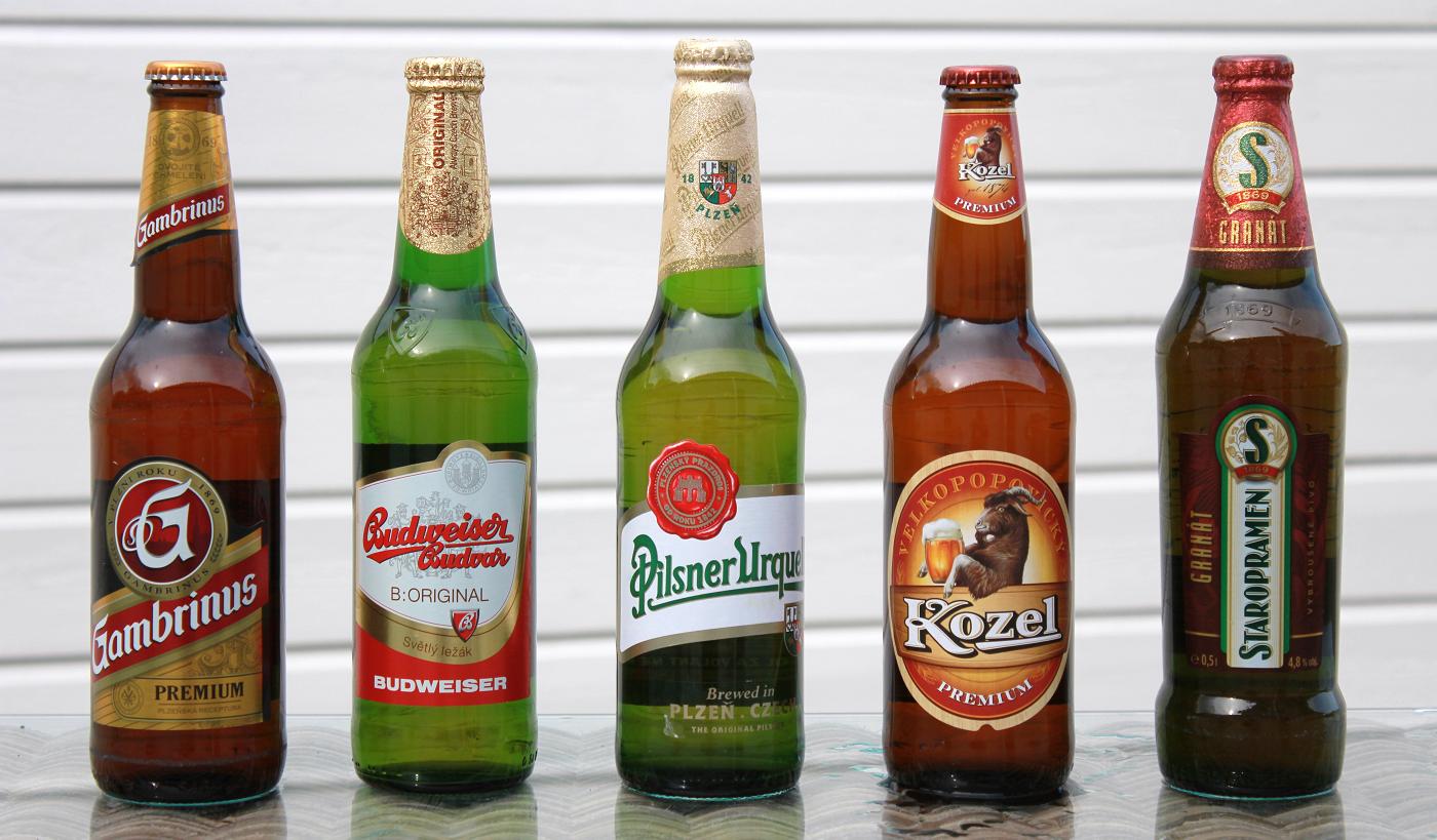 Beer - 5 bottles of beer