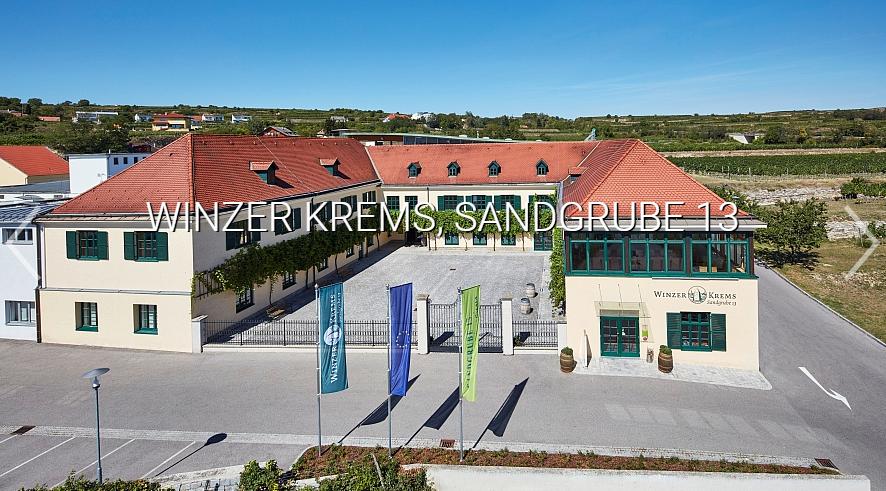 Winzer Krems - Betriebsgebäude