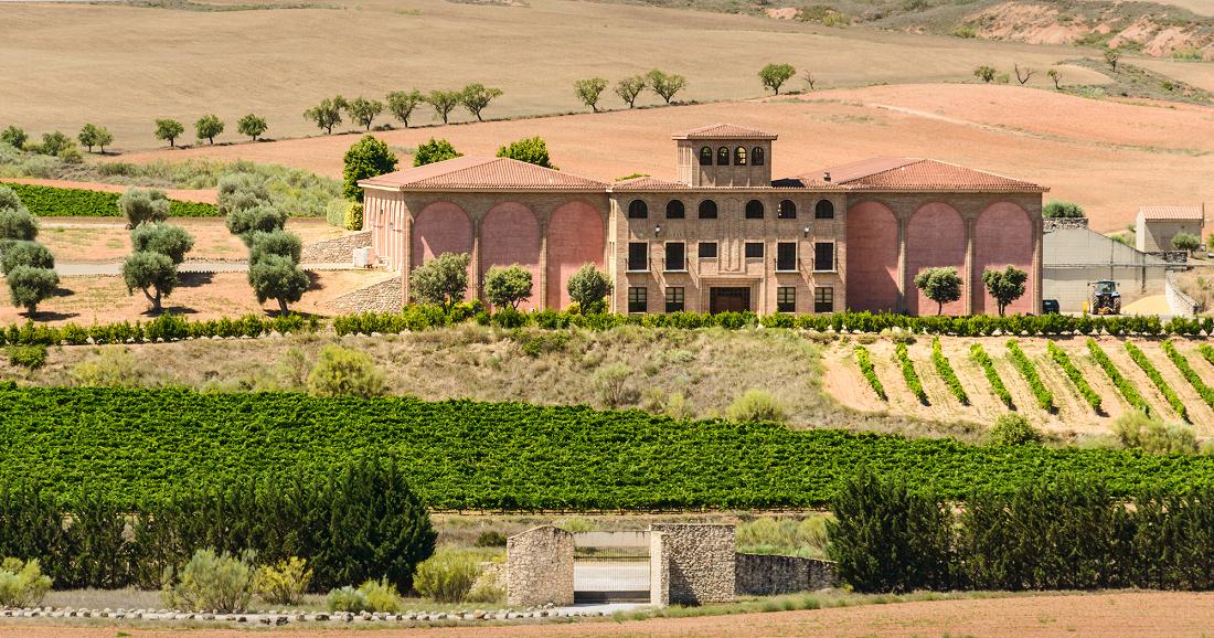 Pago Aylés - building