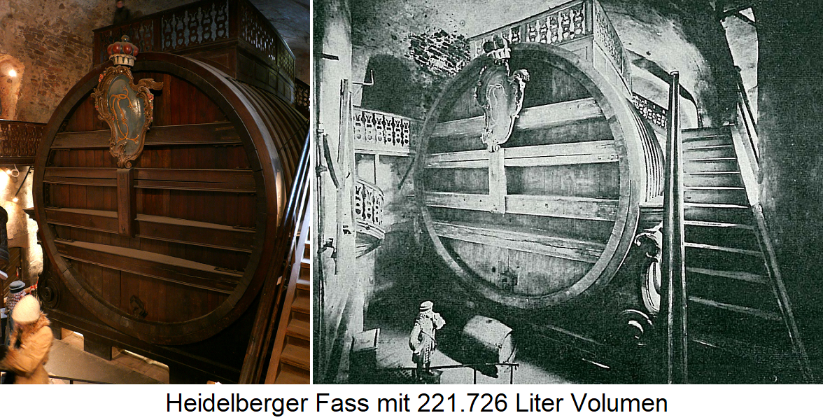 Heidelberg - barrel