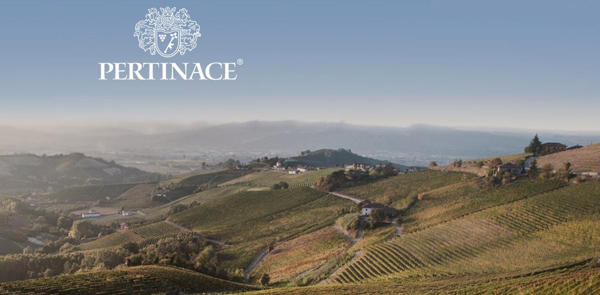 Pertinace - winery and vineyards